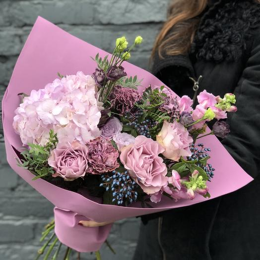 Букет ягодный: букеты цветов на заказ Flowwow