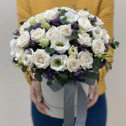 Утонченный: букеты цветов на заказ Flowwow
