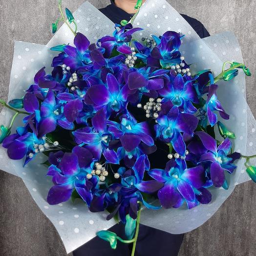 Космос и звезды: букеты цветов на заказ Flowwow