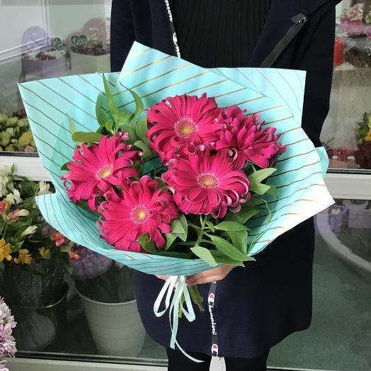 Букетик: букеты цветов на заказ Flowwow