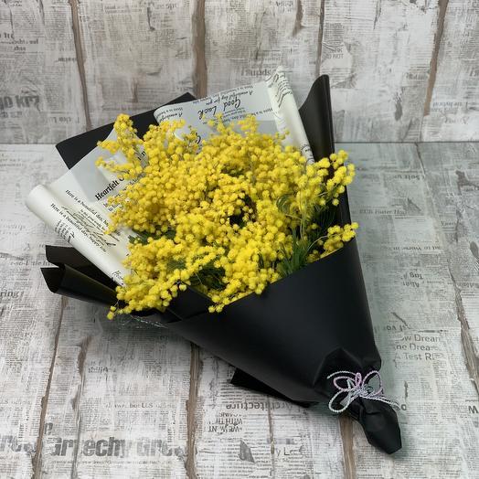 """Букет """"Солнце"""": букеты цветов на заказ Flowwow"""