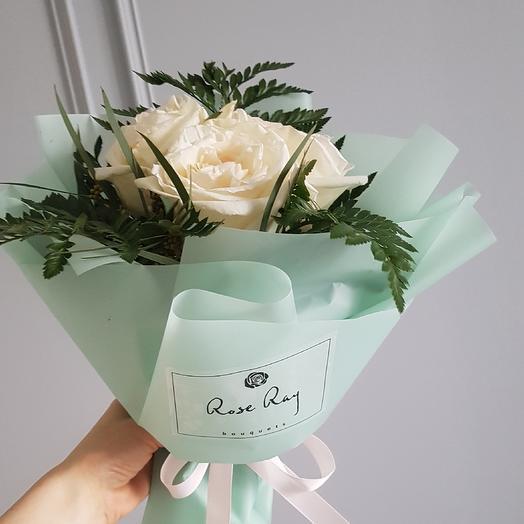 Букет Хороший день: букеты цветов на заказ Flowwow