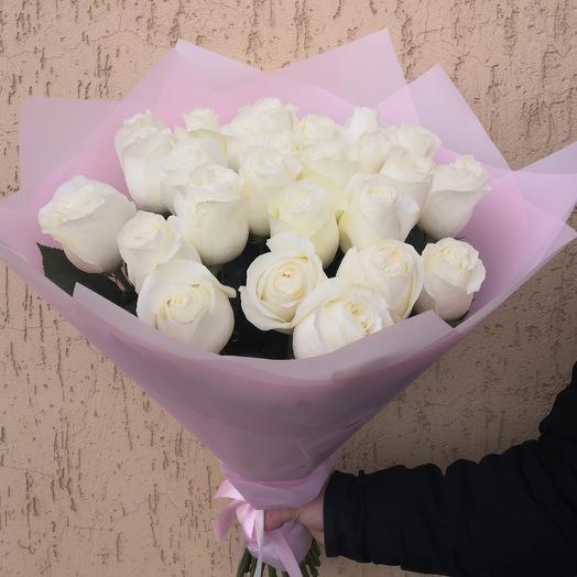 Букет из эквадорских роз Proud: букеты цветов на заказ Flowwow