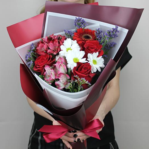 Мон Плезир: букеты цветов на заказ Flowwow