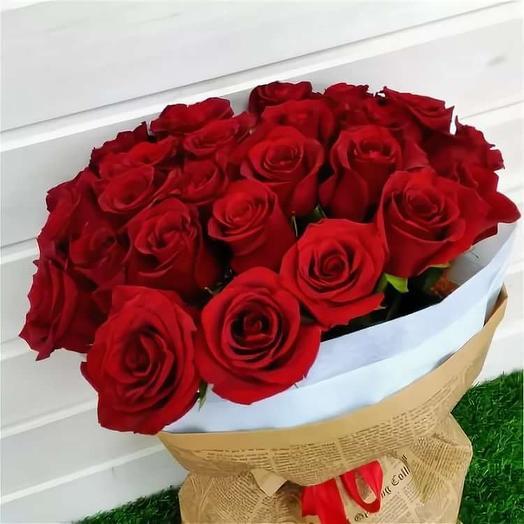 Explorer roses 🌹: букеты цветов на заказ Flowwow