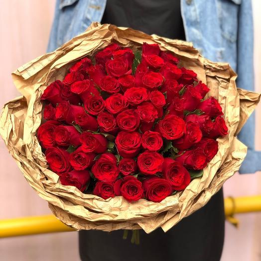 Букет 41 роз