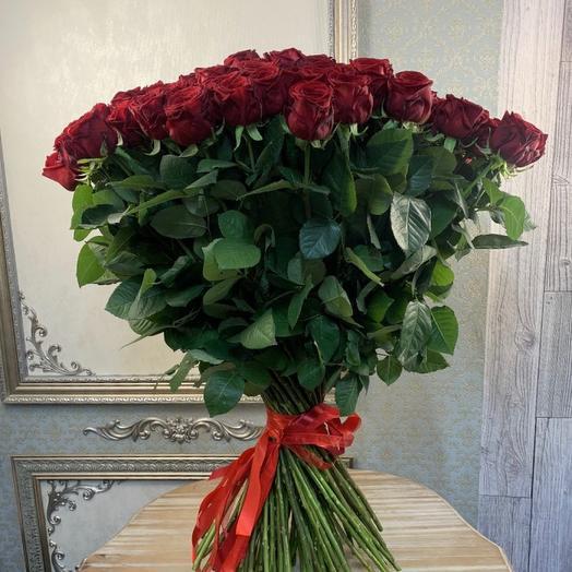 Розы Бордо 101