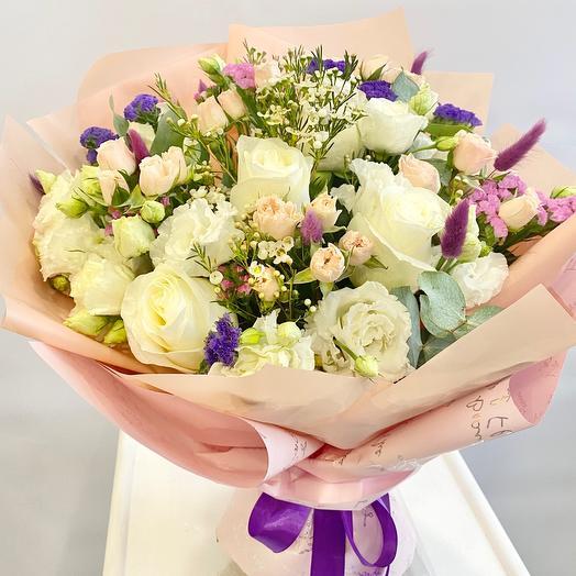Букет «Цветы любимой»