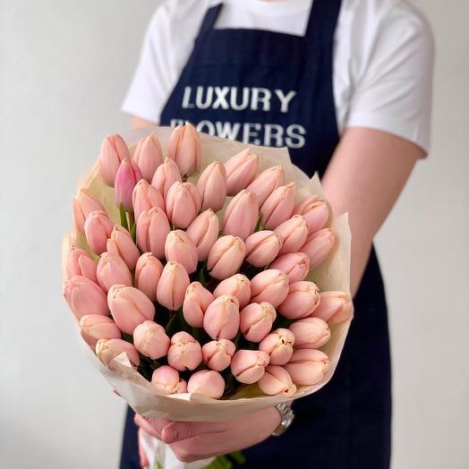 Букет Тюльпаны Нежность