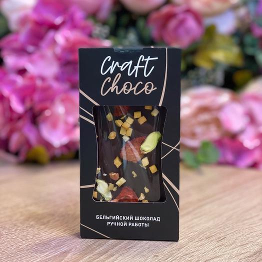 Бельгийский шоколад ручной работы в ассортименте