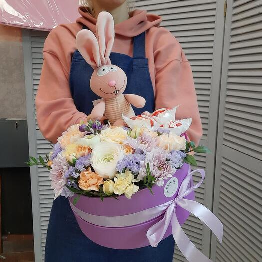 Розовый кролик 🐇