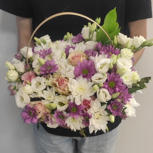 Полянка цветов 🌸