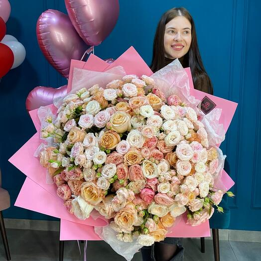 VIP giant of roses