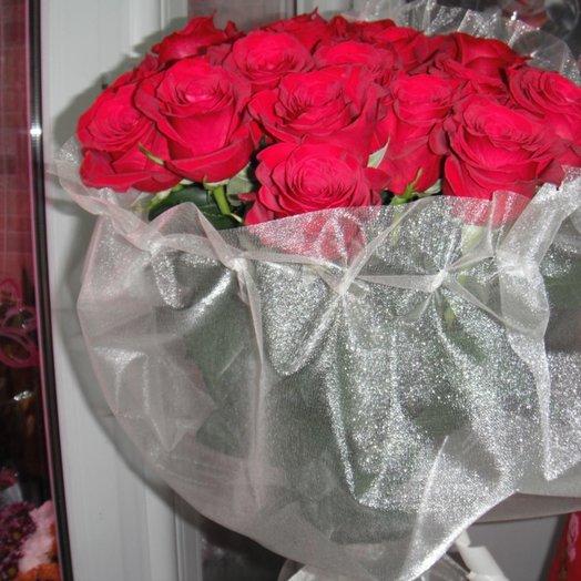 Любовь и романтика: букеты цветов на заказ Flowwow