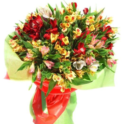 Заказать букет цветов борисов