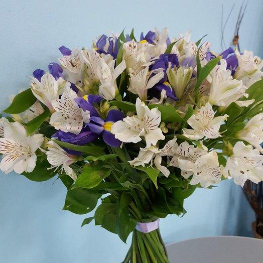 Букет Облако: букеты цветов на заказ Flowwow