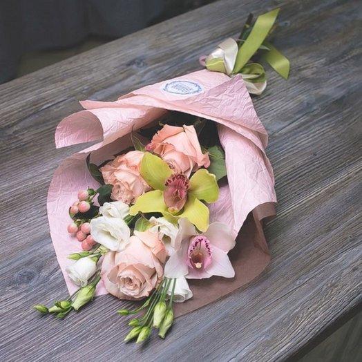 Сборный букет 84: букеты цветов на заказ Flowwow
