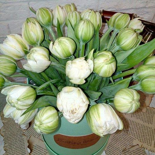 Тюльпашечки: букеты цветов на заказ Flowwow