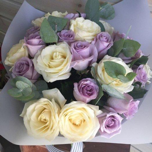 Эскимо: букеты цветов на заказ Flowwow