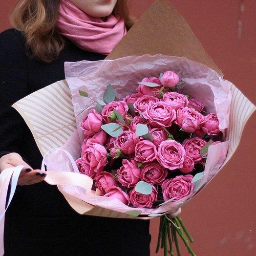 Баблз 9: букеты цветов на заказ Flowwow
