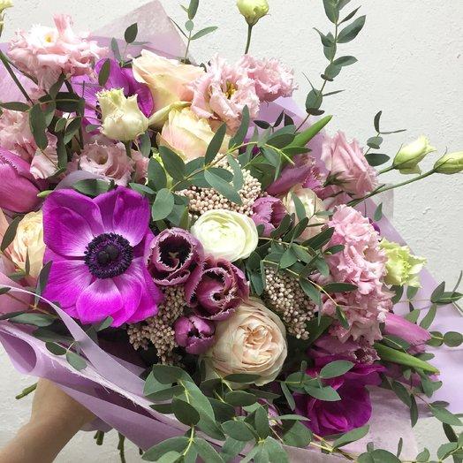 Вессений вечер: букеты цветов на заказ Flowwow