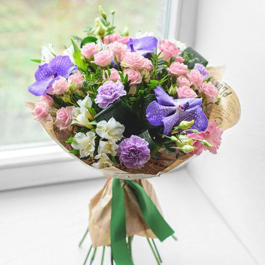 Венецианские рассветы: букеты цветов на заказ Flowwow