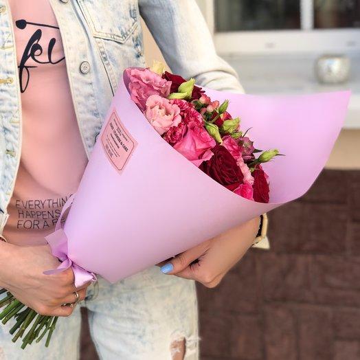 Букет : букеты цветов на заказ Flowwow