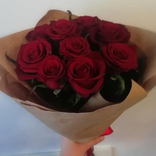 Строгая классика: букеты цветов на заказ Flowwow
