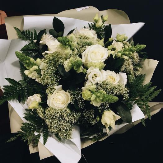 Круэлла: букеты цветов на заказ Flowwow