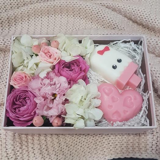 Сама нежность: букеты цветов на заказ Flowwow