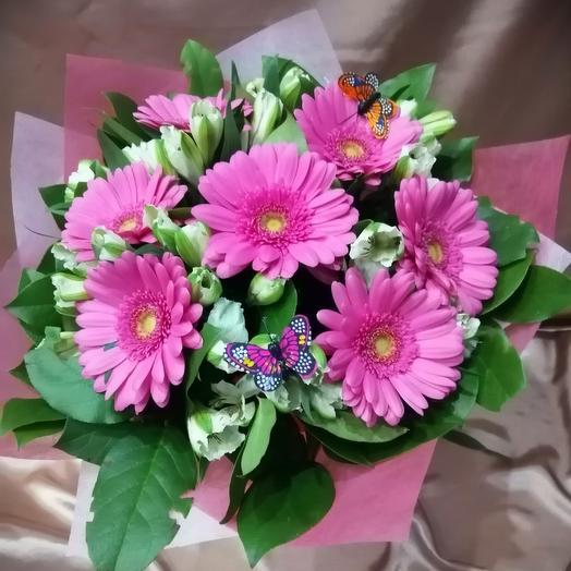 Нежное лето: букеты цветов на заказ Flowwow