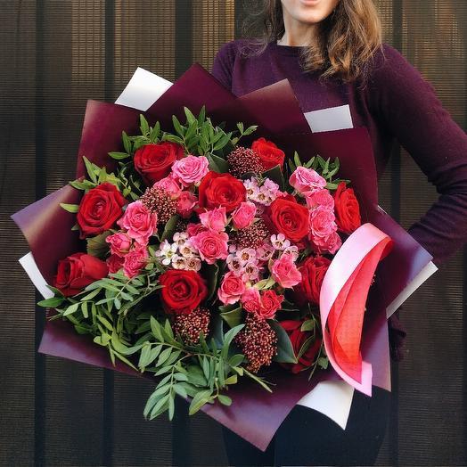 Mia: букеты цветов на заказ Flowwow