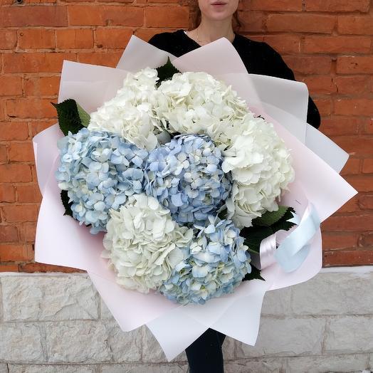 Vanilla sky: букеты цветов на заказ Flowwow