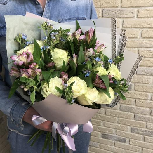 Мятный аромат: букеты цветов на заказ Flowwow