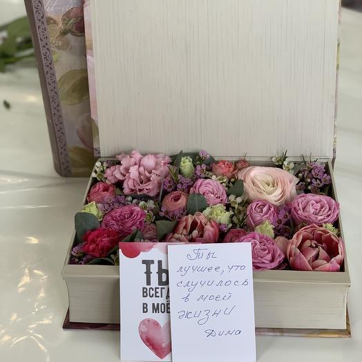 Выражение чувств: букеты цветов на заказ Flowwow