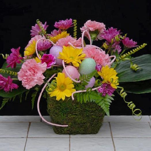 Яркая весна