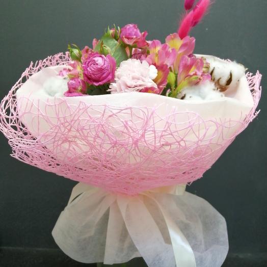 Облако счастья: букеты цветов на заказ Flowwow