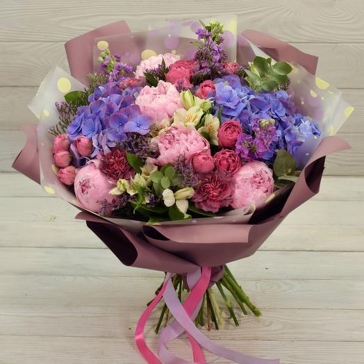 Букет Богиня: букеты цветов на заказ Flowwow