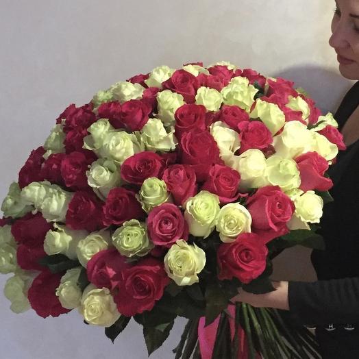 Лунет: букеты цветов на заказ Flowwow