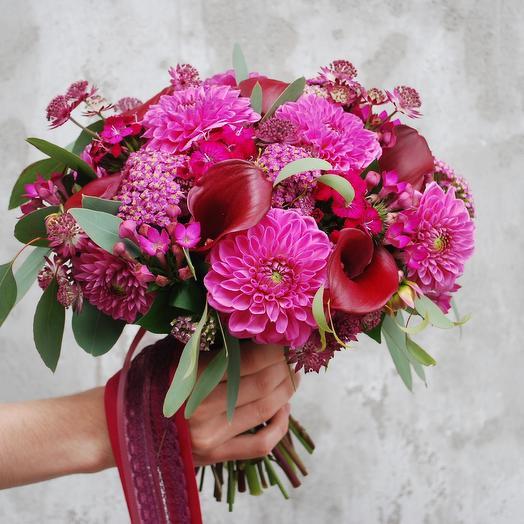 Букет «Сандра»: букеты цветов на заказ Flowwow