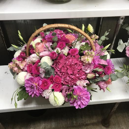 Свежесть лета: букеты цветов на заказ Flowwow