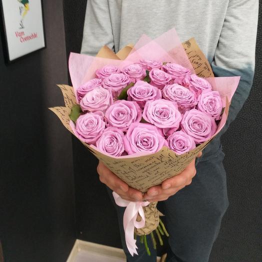 Нежная Мери: букеты цветов на заказ Flowwow