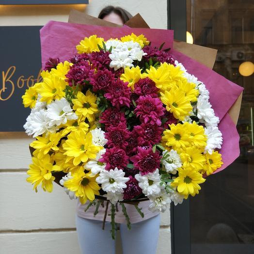 Луговой букет: букеты цветов на заказ Flowwow