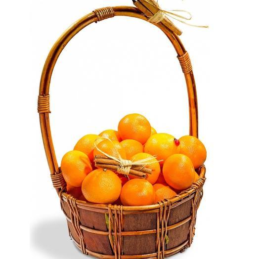 Mandarin Basket