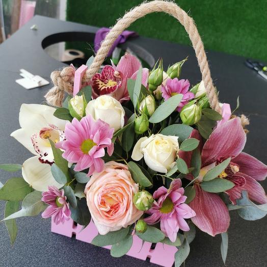 Тропик: букеты цветов на заказ Flowwow