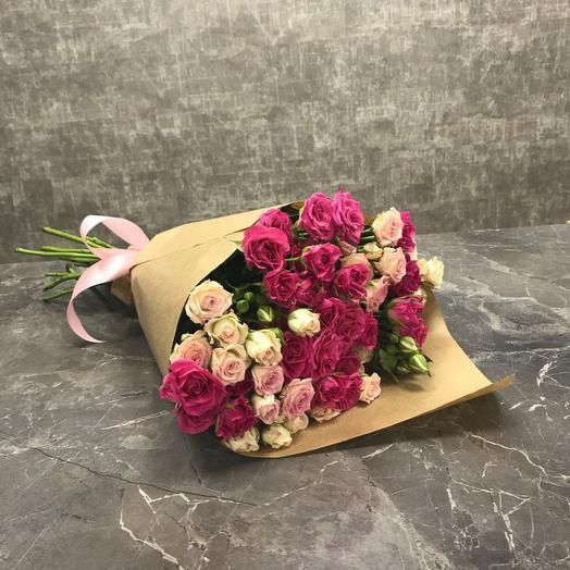 Маленький восторг: букеты цветов на заказ Flowwow