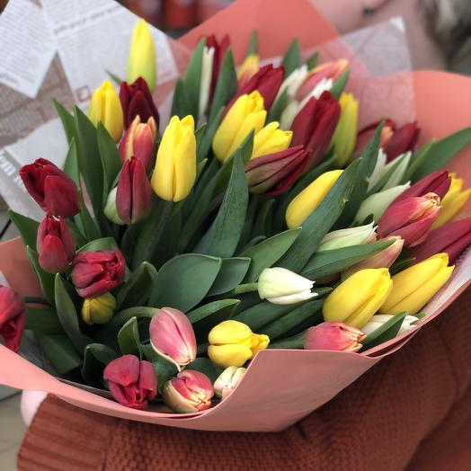 Эльвир: букеты цветов на заказ Flowwow