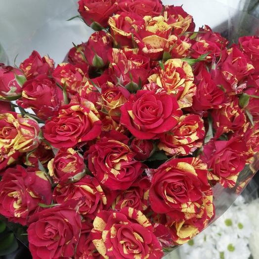 Яркая я: букеты цветов на заказ Flowwow