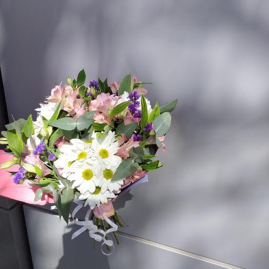 Букет весенний: букеты цветов на заказ Flowwow