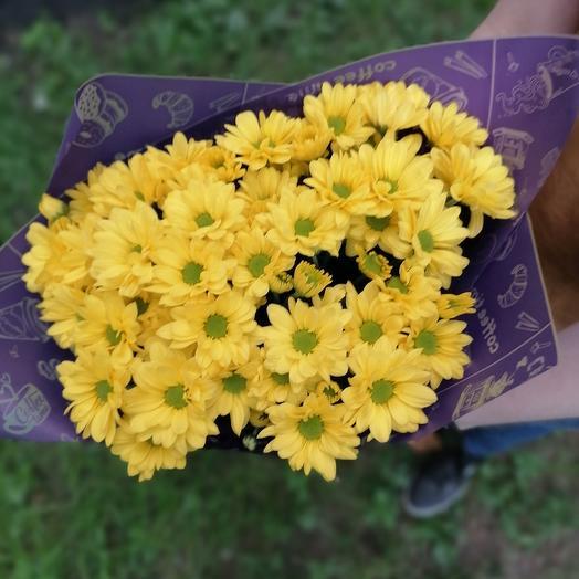 Цвет настроения жёлтый)